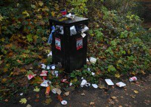 basura contaminacion